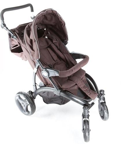 simo trille buggy kinderwagen sportbuggy sportkinderwagen baby kleinkind braun ebay. Black Bedroom Furniture Sets. Home Design Ideas