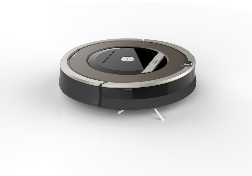 irobot roomba 870 staubsaugroboter saugroboter staubsauger. Black Bedroom Furniture Sets. Home Design Ideas