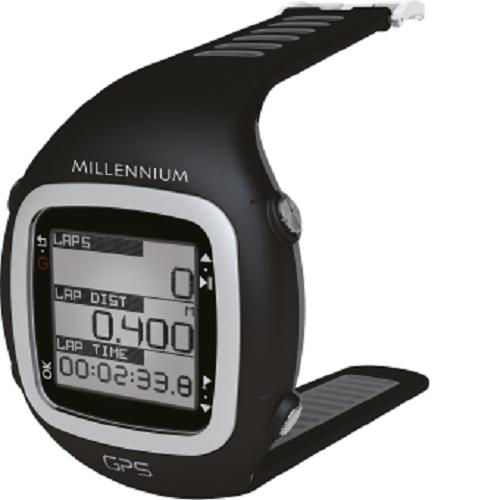 millennium gps sportuhr herzfrequenzmesser fitness puls. Black Bedroom Furniture Sets. Home Design Ideas