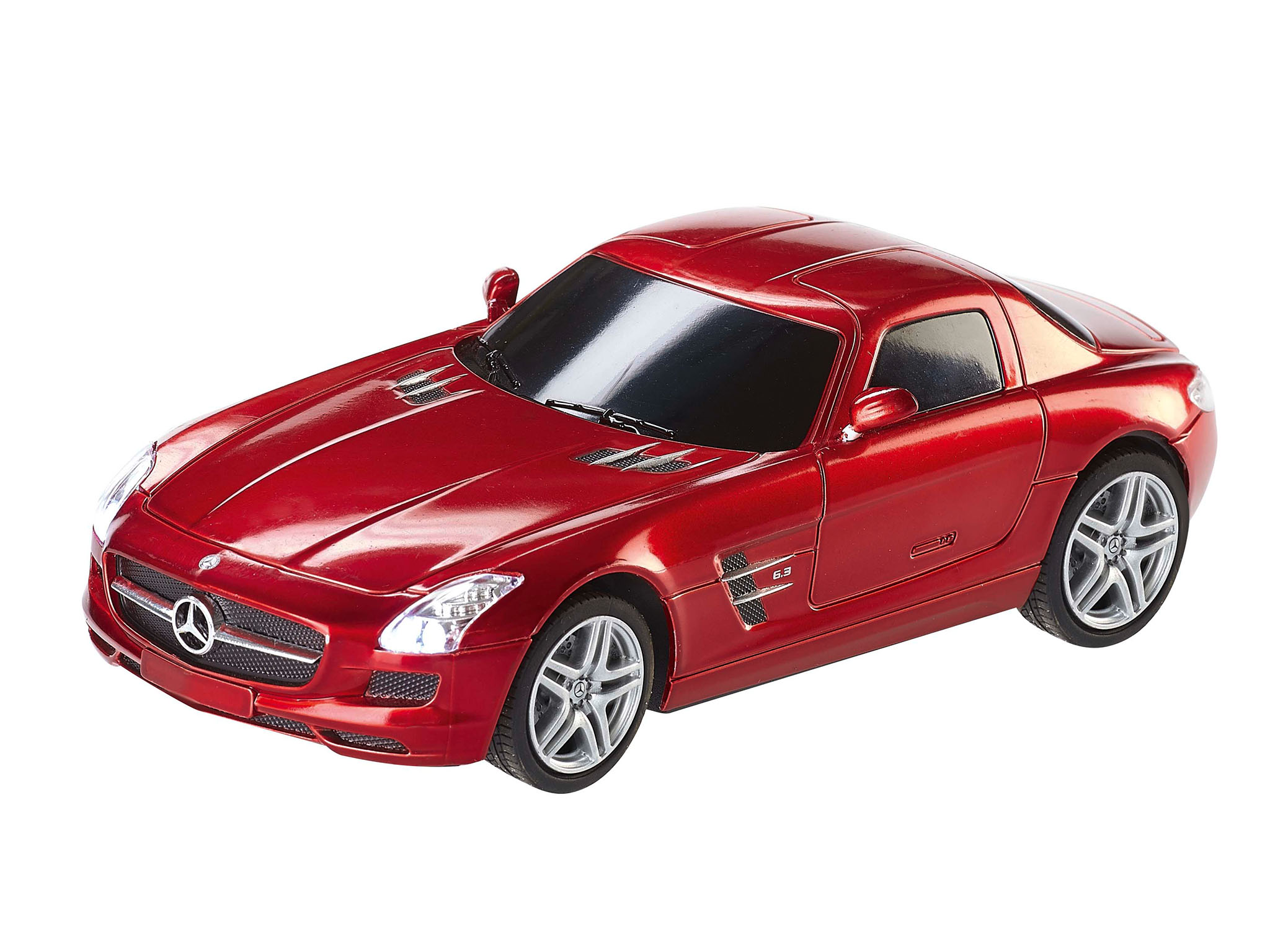 revell control 24651 mercedes sls amg rc sportwagen. Black Bedroom Furniture Sets. Home Design Ideas