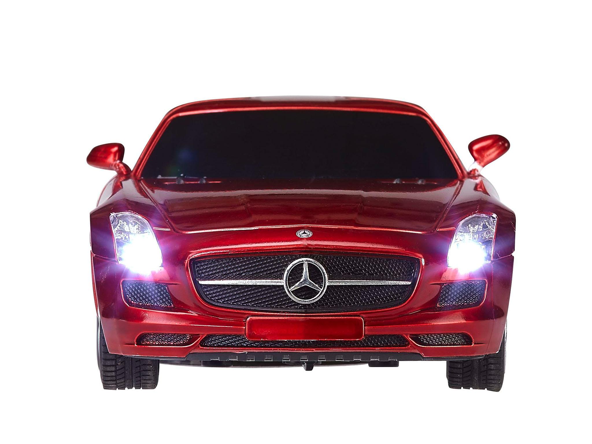revell control 24651 mercedes sls amg rc sportwagen. Black Bedroom Furniture Sets. Home Design Ideas