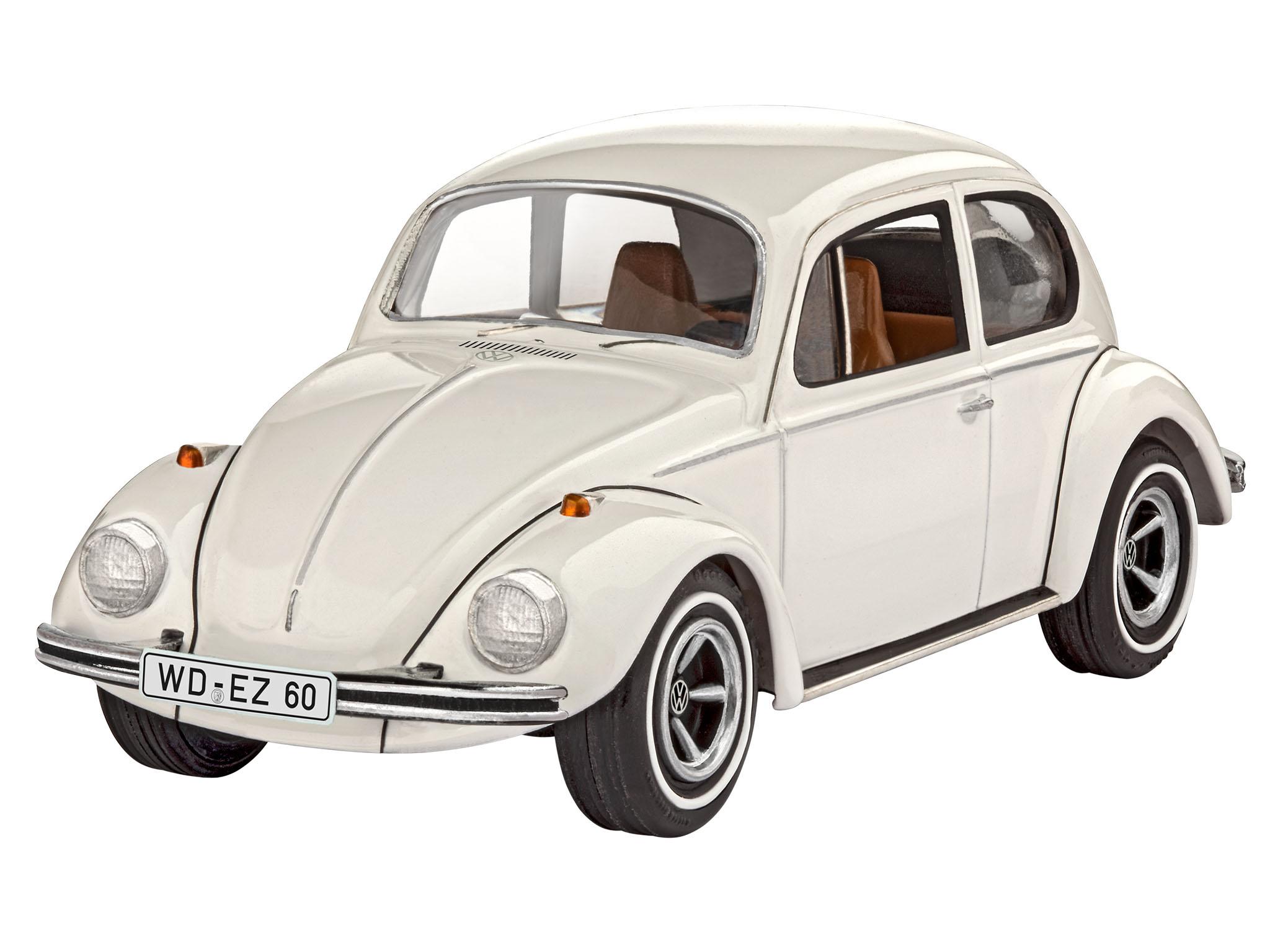 revell 07681 volkswagen k fer vw k fer auto bausatz modell ma stab 1 32 level 3 ebay. Black Bedroom Furniture Sets. Home Design Ideas