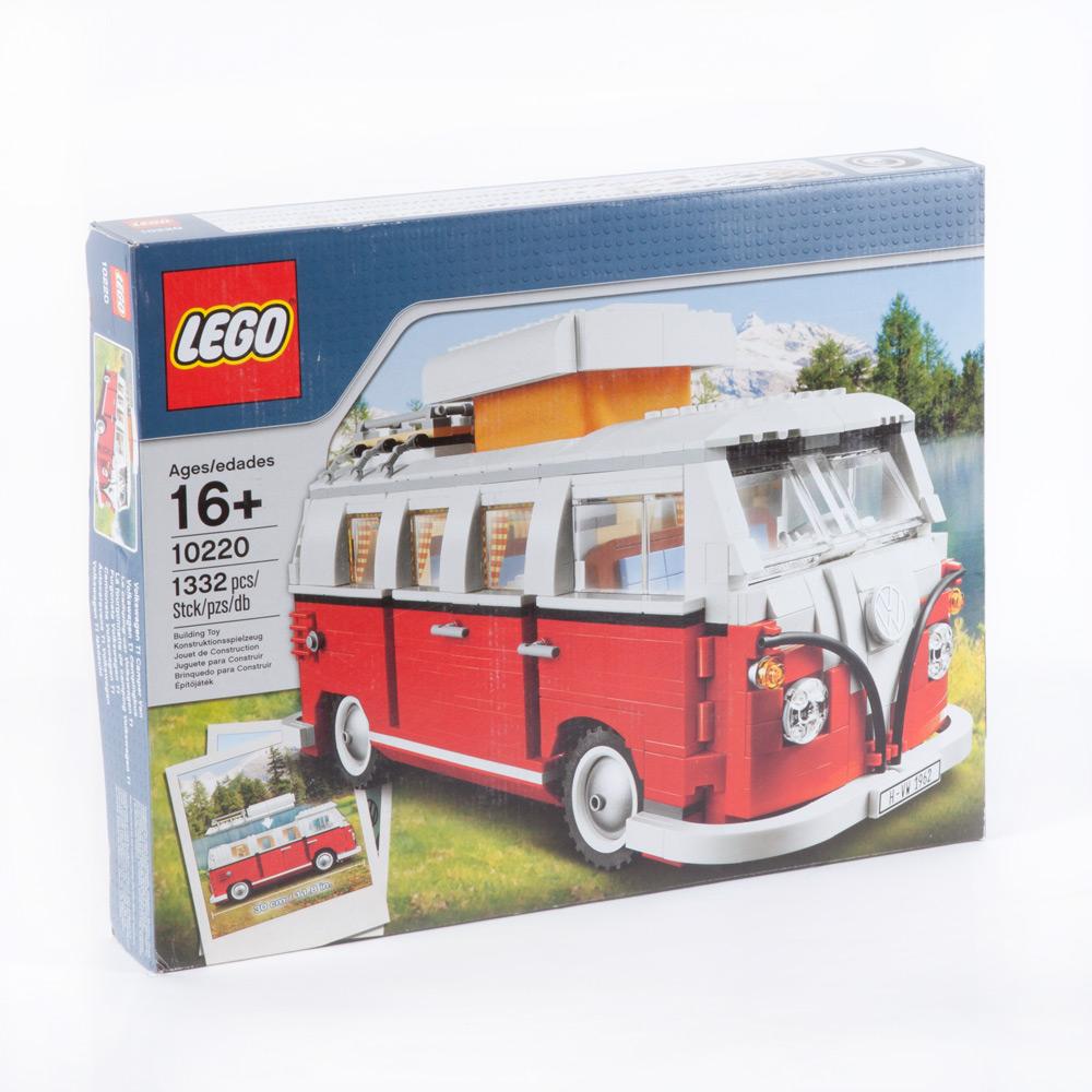 lego creator 10220 volkswagen t1 campingbus van camper sammler. Black Bedroom Furniture Sets. Home Design Ideas