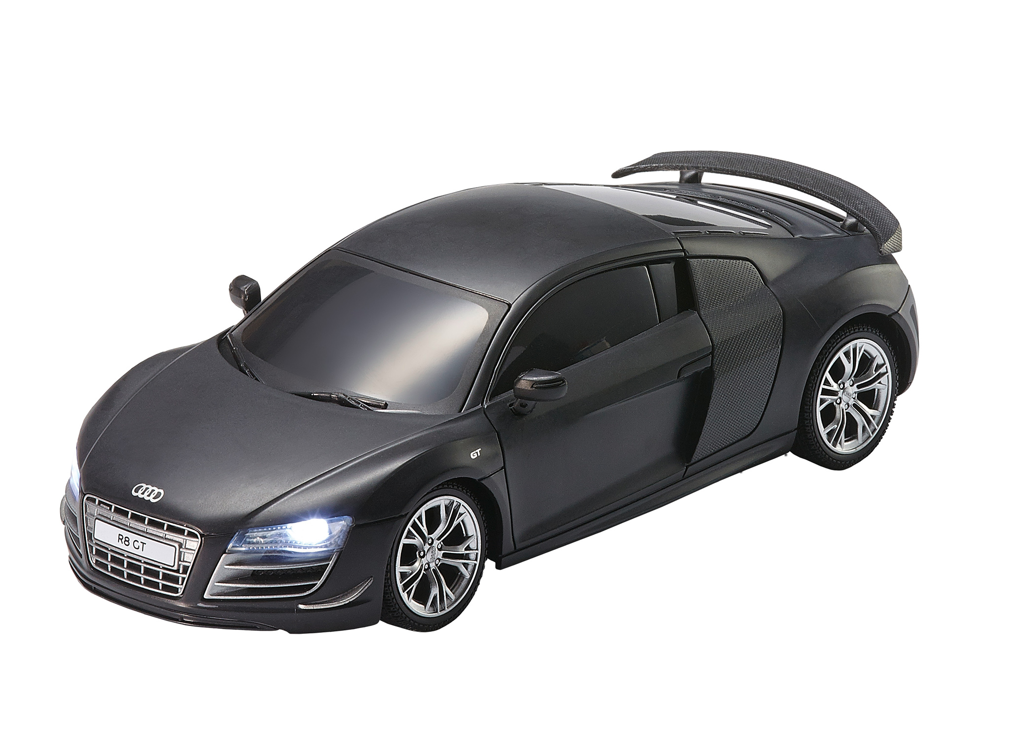 revell control 24654 audi r8 rc ferngesteuertes modellauto. Black Bedroom Furniture Sets. Home Design Ideas