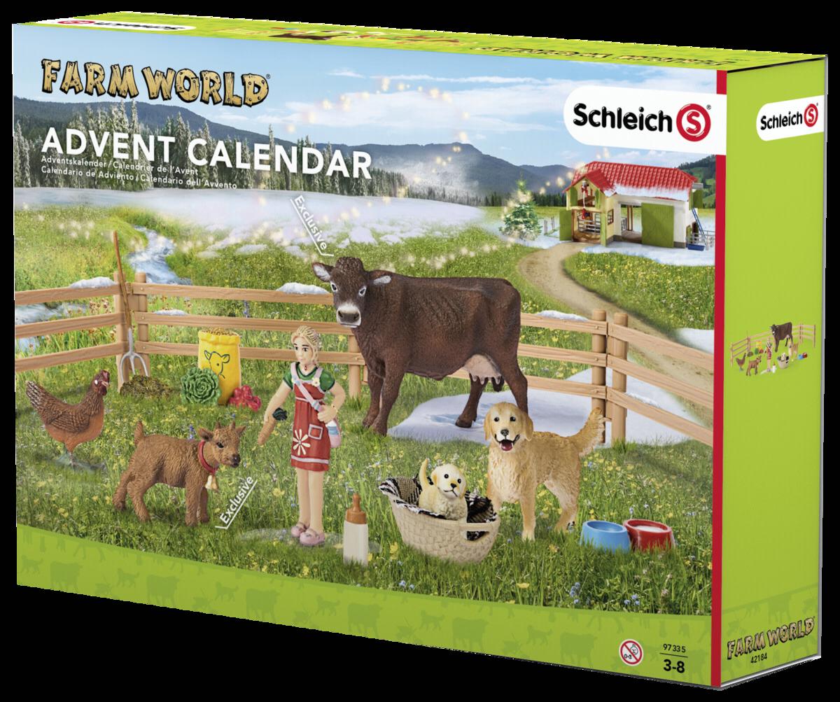 Adventskalender spielzeug weihnachten kinder kalender - Adventskalender fa r beste freundin ...