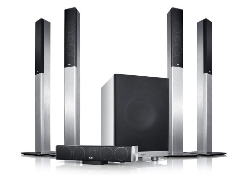 teufel lt 4 set l 5 1 heimkino lautsprecher system hifi. Black Bedroom Furniture Sets. Home Design Ideas