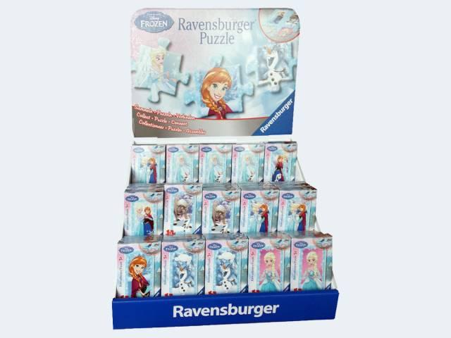 ravensburger pz fro minipuzzle 54t im display ebay. Black Bedroom Furniture Sets. Home Design Ideas