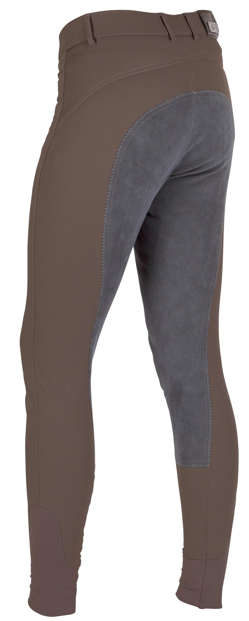 Kerbl Covalliero Reithose Detroit Grau Gr 48 Herren Reitbekleidung Reiterhose Ebay