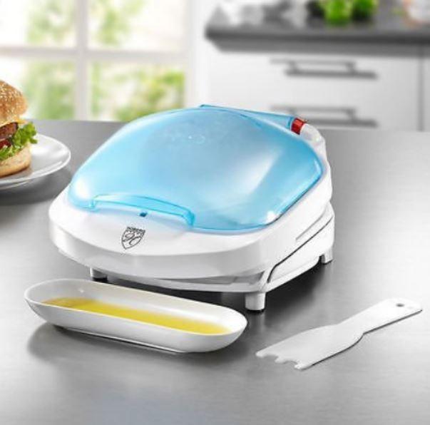 beem hoberg vital grill sandwich sandwichmaker 1200 watt antihaftbeschichtet ebay. Black Bedroom Furniture Sets. Home Design Ideas