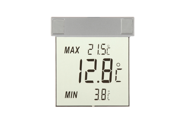 tfa dostmann vision digitales fenster thermometer ebay. Black Bedroom Furniture Sets. Home Design Ideas
