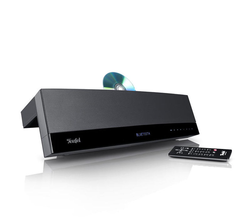 teufel musicstation bluetooth cd mp3 hifi fm rds radio kompaktanlage wandmontage ebay. Black Bedroom Furniture Sets. Home Design Ideas