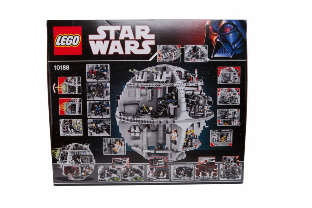 Lego star wars todesstern death baukästen sets