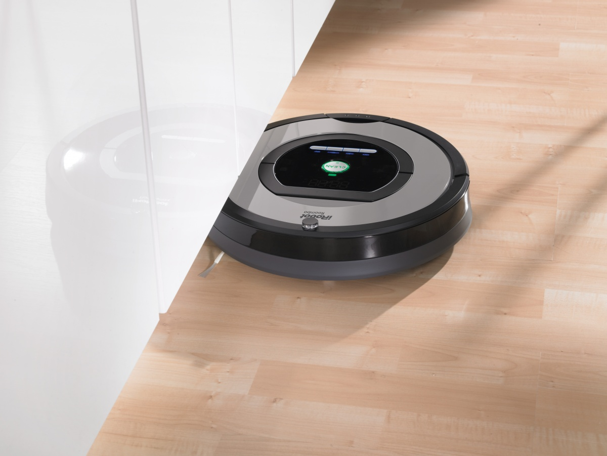 irobot roomba 772 staubsaugroboter saugroboter staubsaug roboter robot cleaner ebay. Black Bedroom Furniture Sets. Home Design Ideas