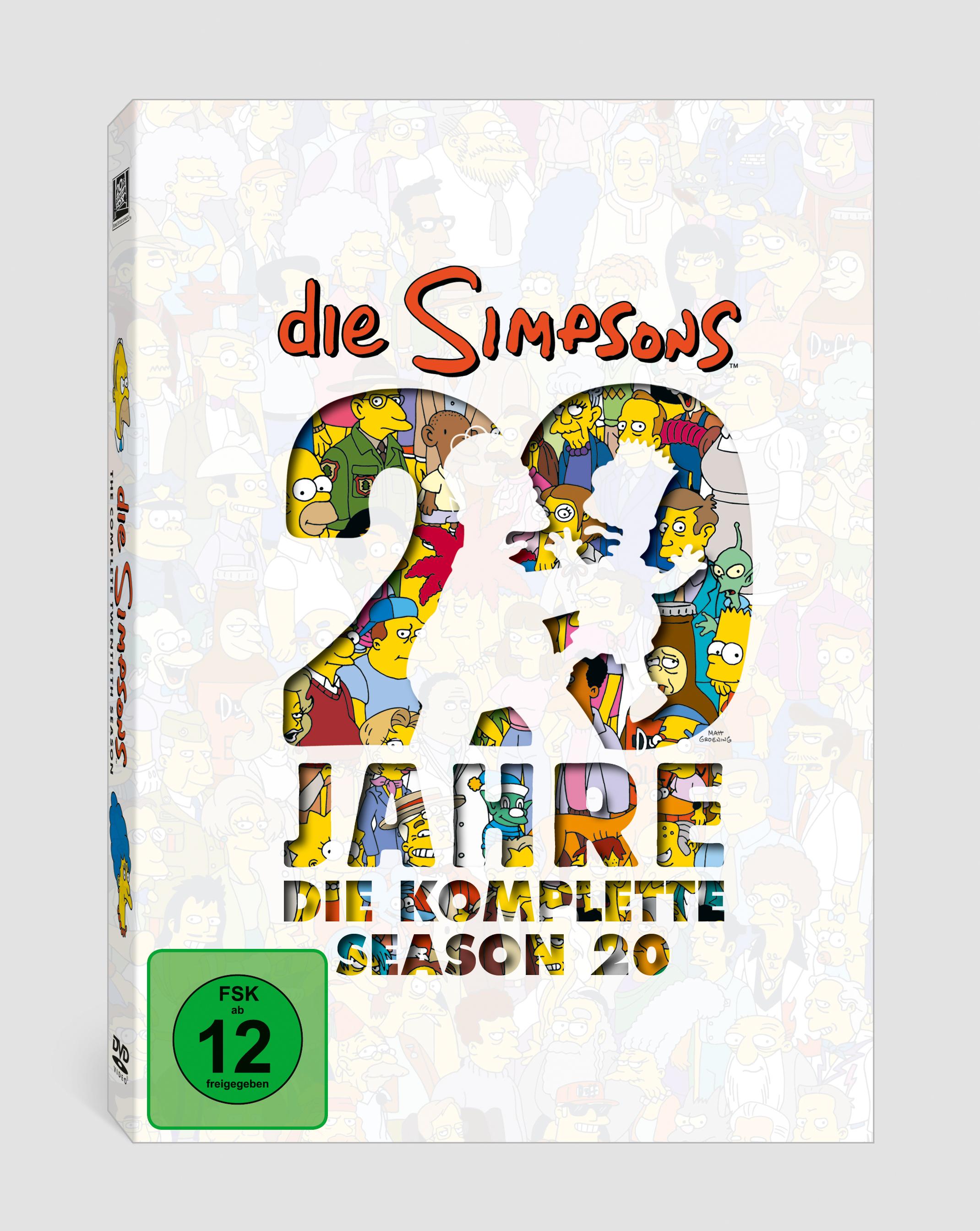 Simpsons Alle Staffeln