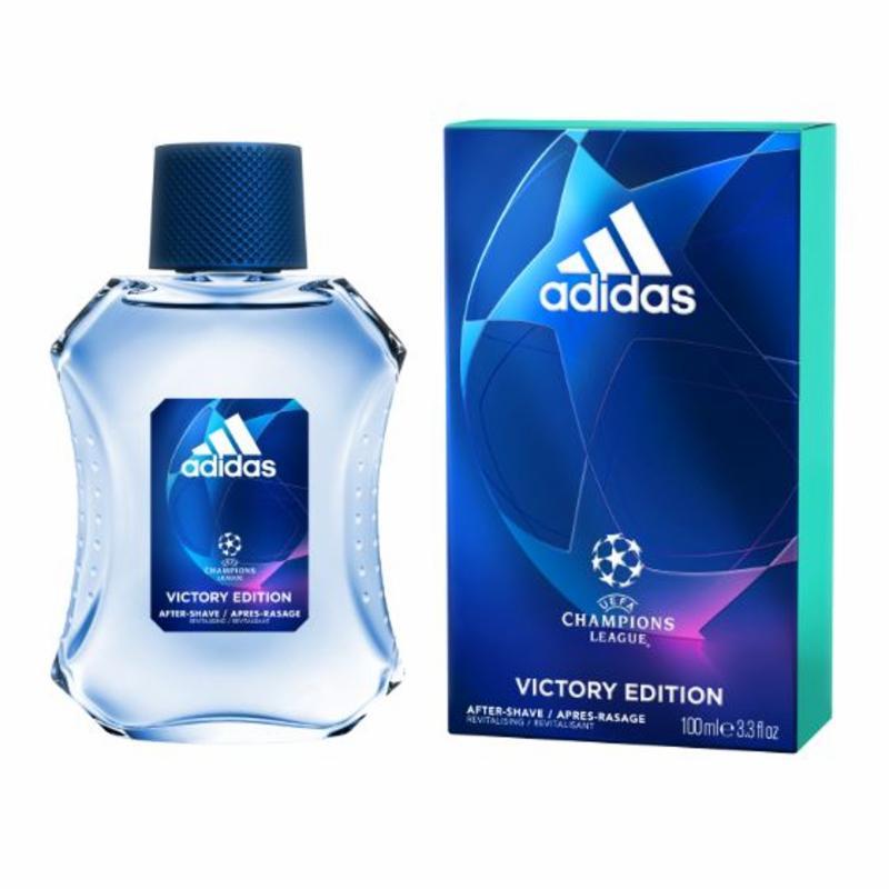Details about Adidas Champions League VICTORY EDITION Eau de Toilette Spray Parfum Herren