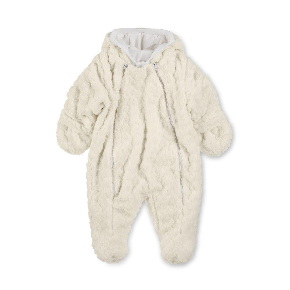 Beige Sterntaler Baby-M/ädchen Overall Strampler