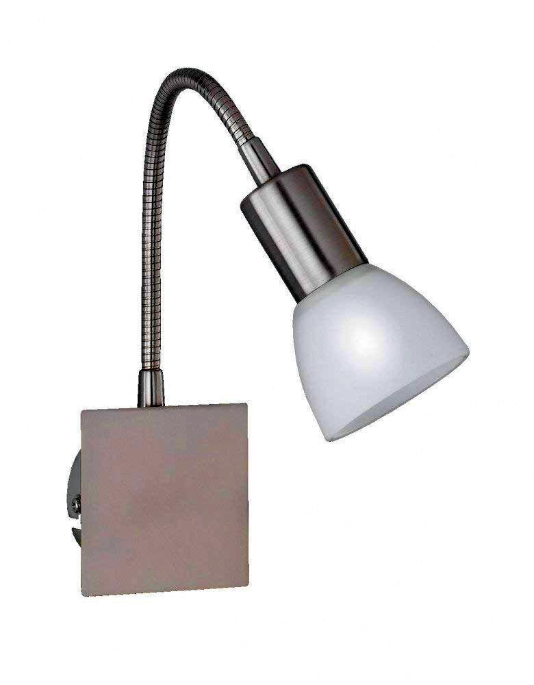 Leseleuchte Wofi-Leuchten Schalter Flexible LED-Wandleuchte