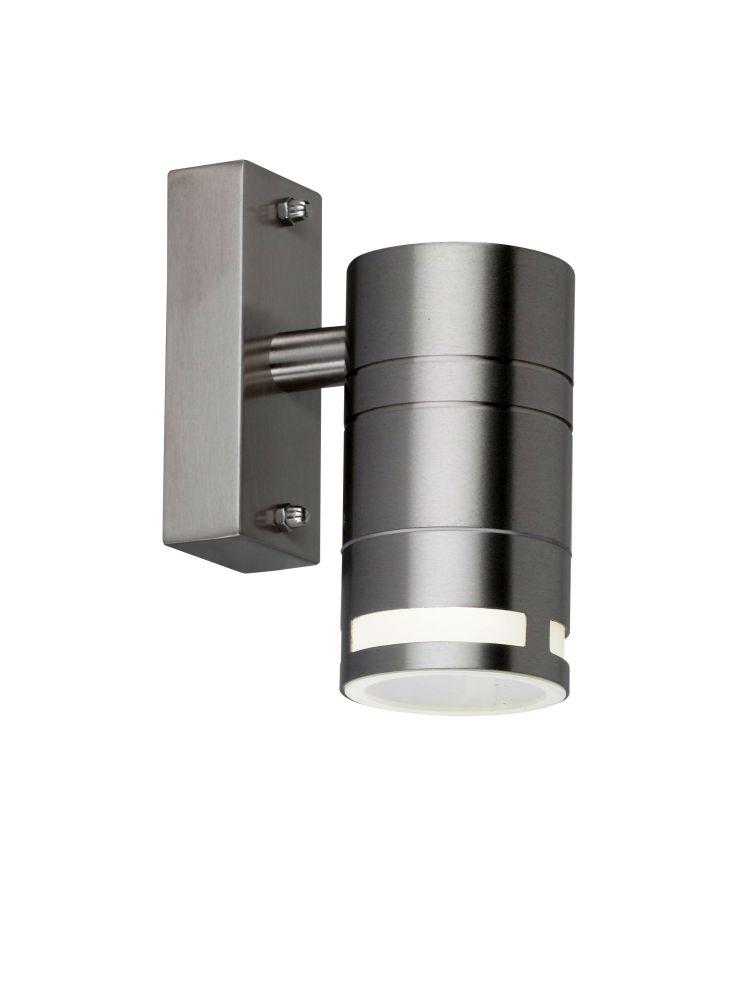18W LED 6 Köpfe Deckenleuchte Deckenstrahler Wandlampe Wohnzimmer Edelstahl DHL