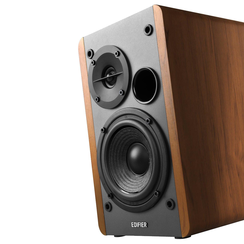 EDIFIER Studio R1280T 2.0 Stereo Speaker Boxen Lautsprechersystem 42 ...