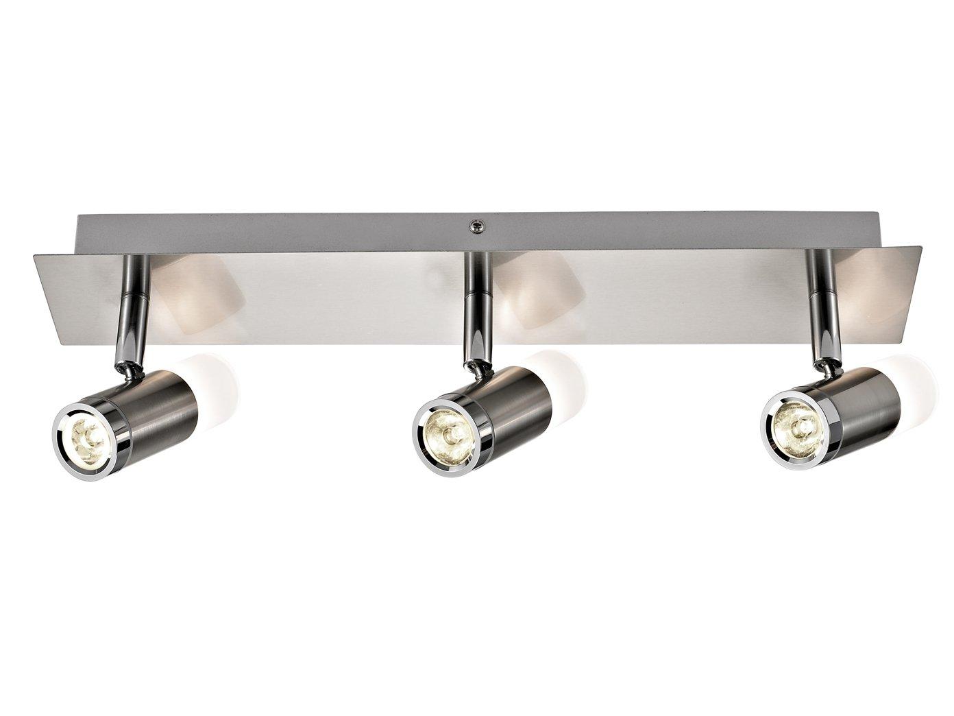 ACTION Spot Huelva 2x 4 Watt LED 230lm 3000K Lampe Deckenleuchte Bad Strahler