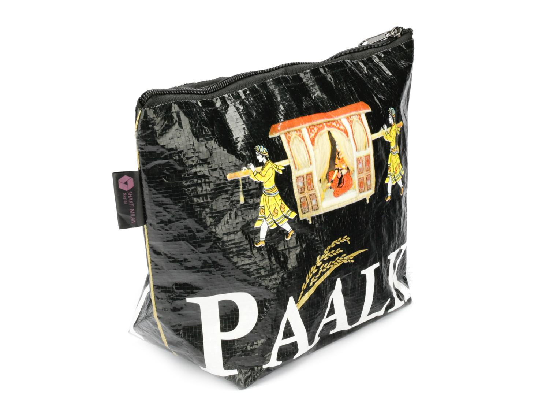 Beschouwend Shakti Milan Paalki Kulturbeutel Tasche Kulturtasche Kosmetiktasche Waschtasche Goederen Van Hoge Kwaliteit