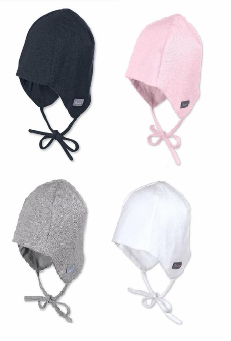Sterntaler Strickmütze Kinder Babymütze Winterschutz Kopfhaube Übergangsmütze