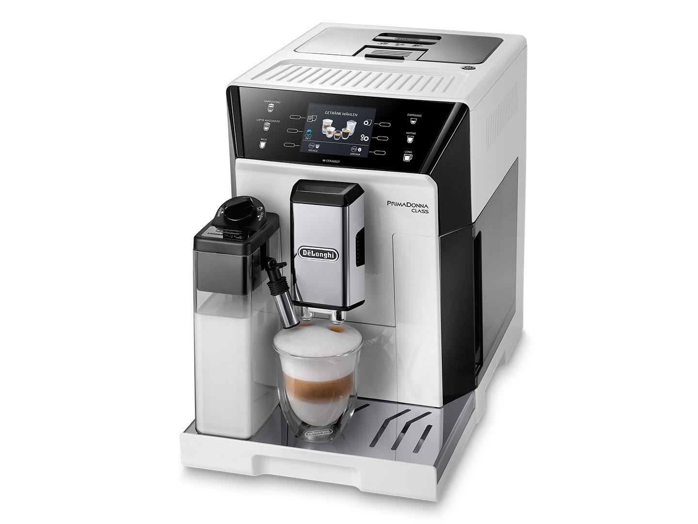 delonghi ecam primadonna class kaffeevollautomat espressoautomat ebay. Black Bedroom Furniture Sets. Home Design Ideas