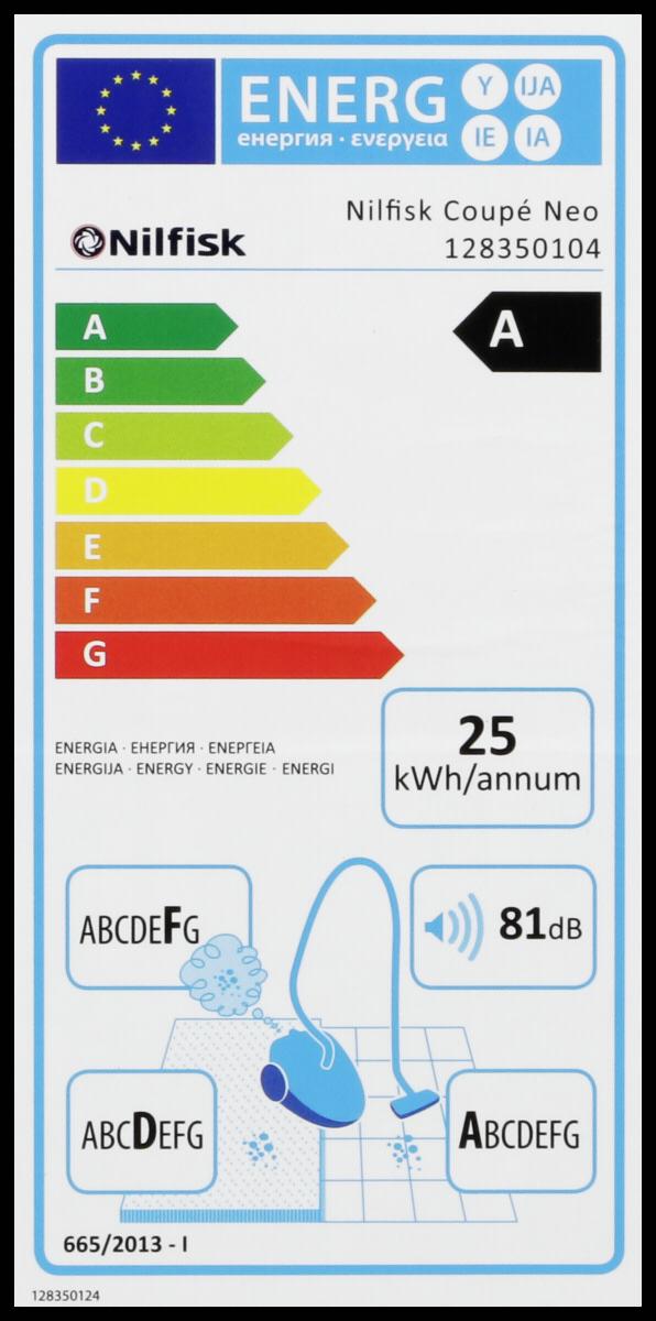 Nilfisk-Coupe-Neo-Energy-EEK-A-700-W-EPA10-Staubsauger-Trockensauger-Reinigung
