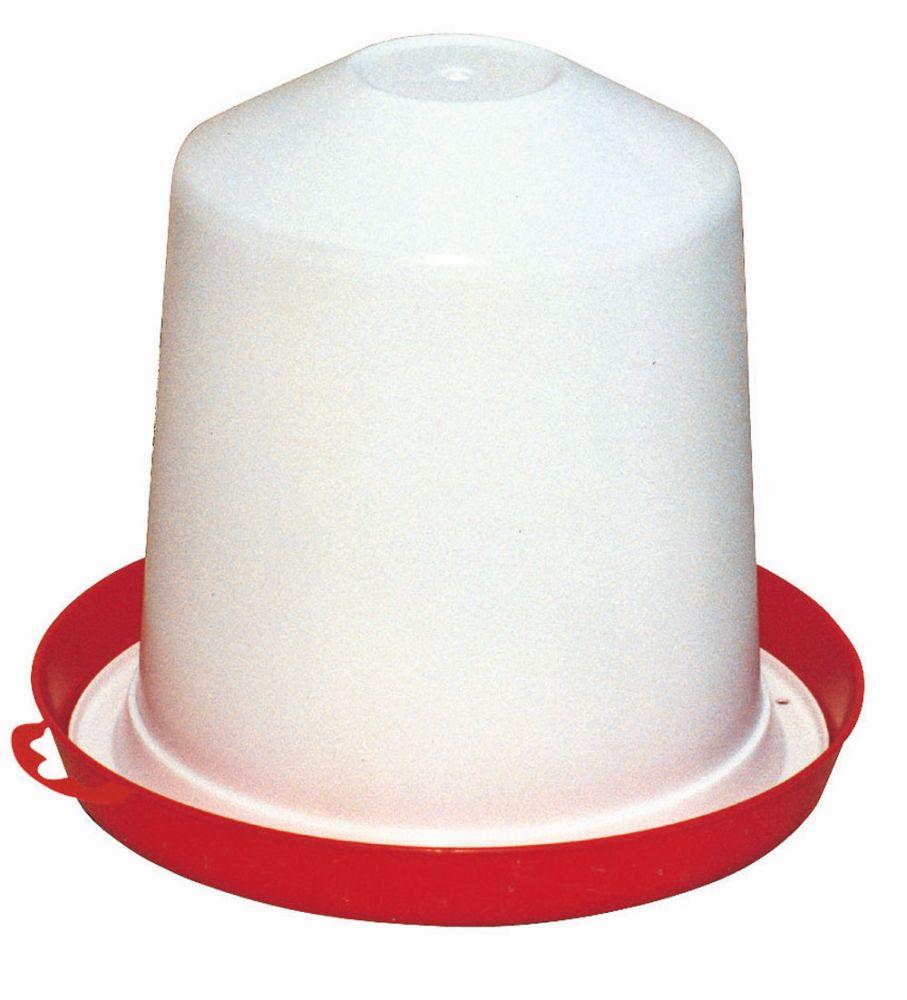 In Plastica Della Garza 10 L Per Pulcini E Galline-nke 10 L Für Küken Und Hühner It-it