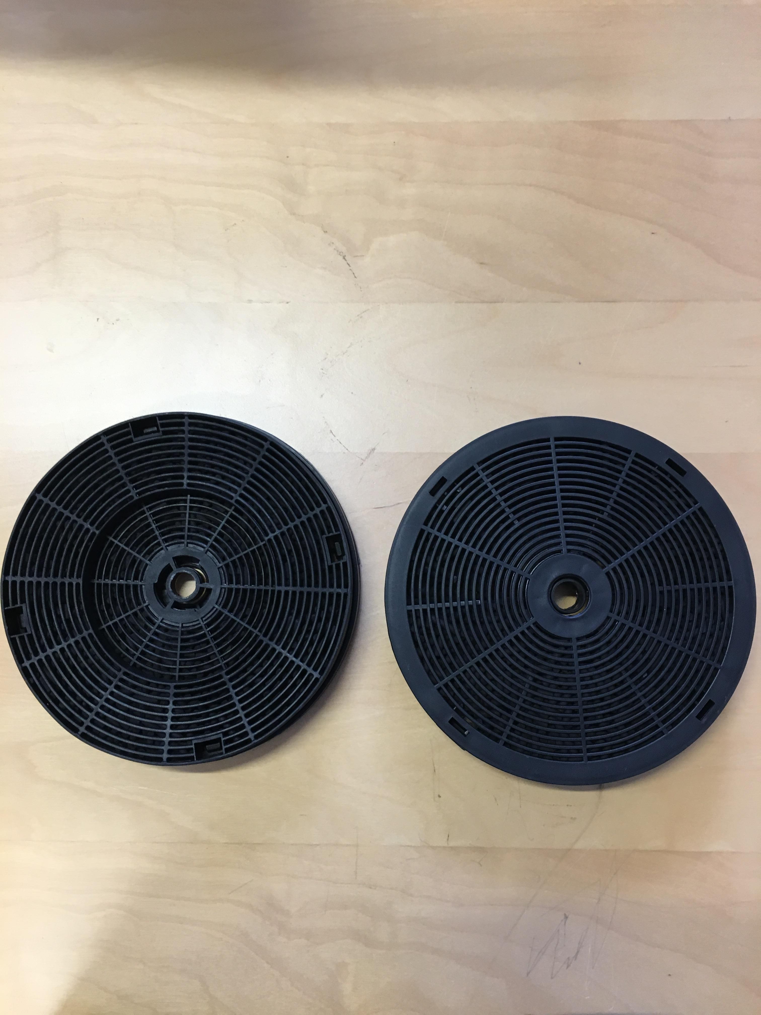 Kohle Filter für Dunstabzugshaube Amica UH 17010 E