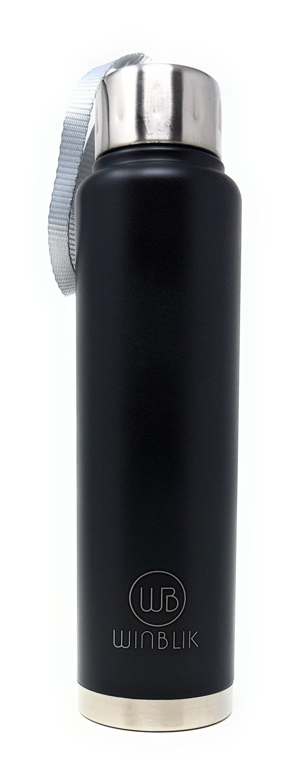 winblik trinkflasche 500 ml edelstahl wasserflasche. Black Bedroom Furniture Sets. Home Design Ideas