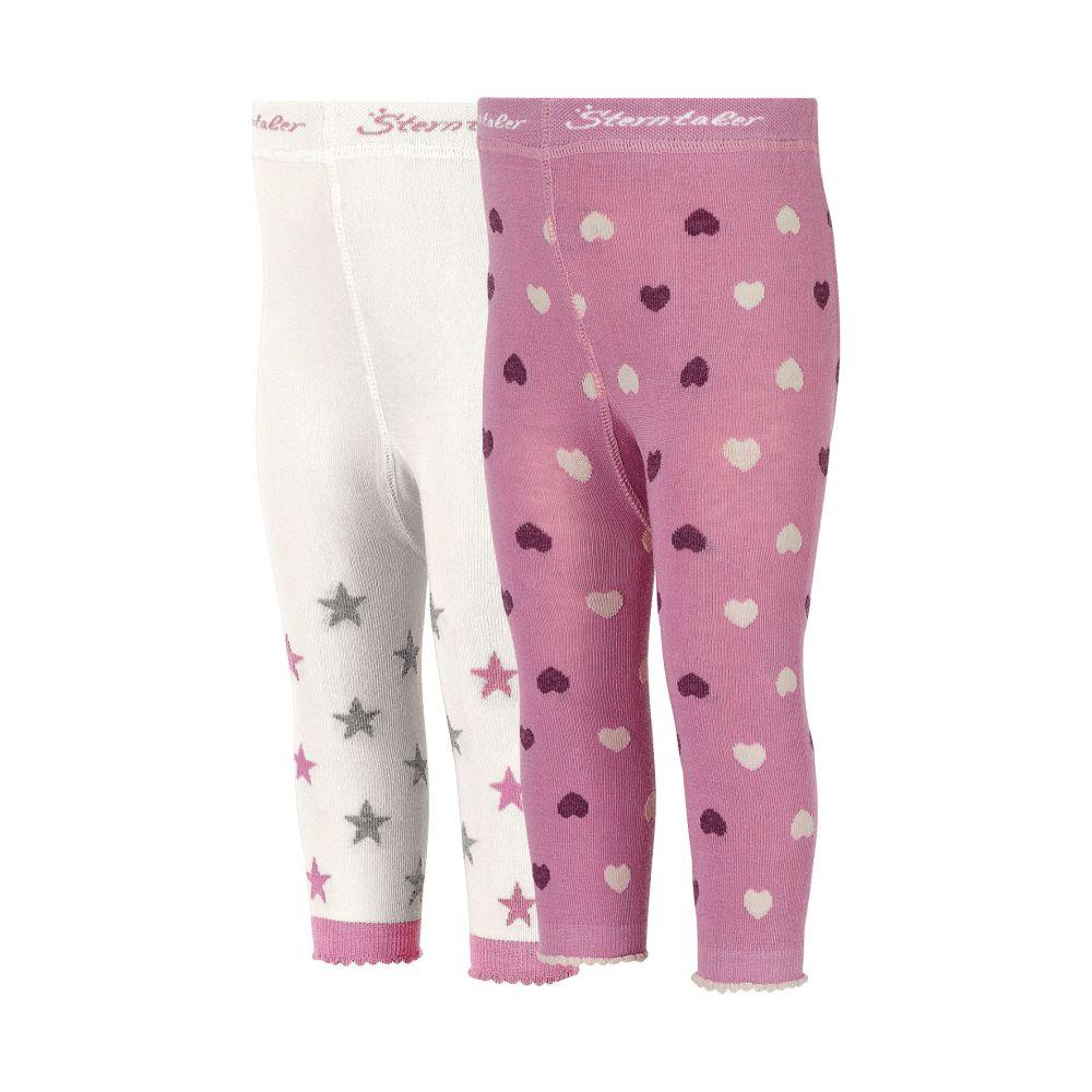 Sterntaler Leggins Mädchen Größe 110//116 rosa Kinder Baby Winterstrumpf
